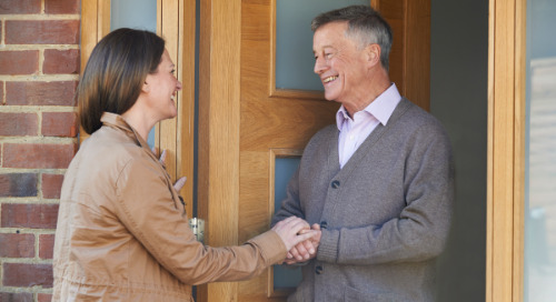 A smarter door knocking script from outreach expert Rachel Adams Lee