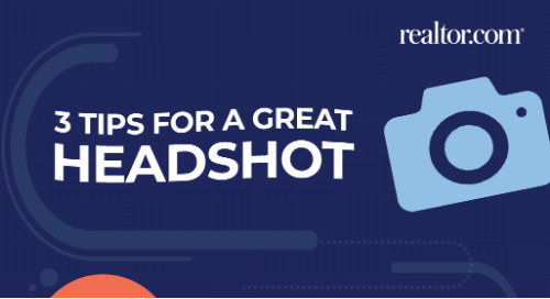3 tips for a great headshot