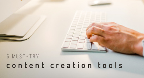 5 must-try content creation tools