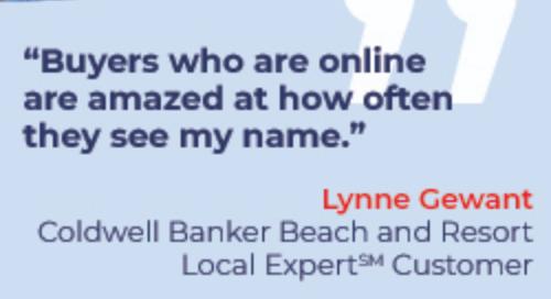 Lynne Gewant Local Expert Testimonial