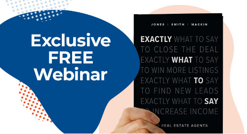 Exclusive Webinar: Exactly What To Say