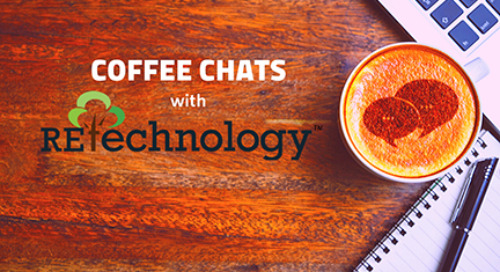 Coffee Chats With RE Technology