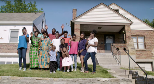 Welcome home: How one agent helped a refugee family realize their dreams
