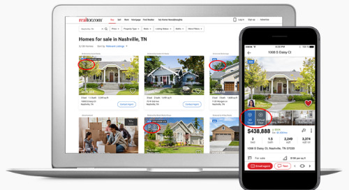 Enhancements to highlight listings with virtual tours