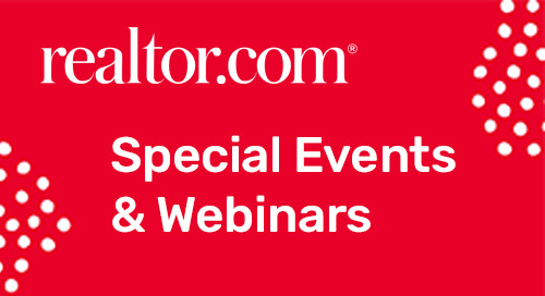 Webinars and special events to help you succeed