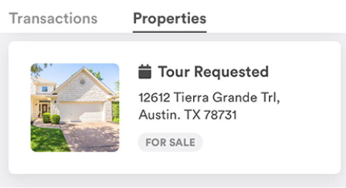 New tools to bring you into the home search