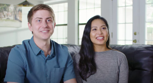 Connecting with the right agent to find the perfect home: Spencer and Krisha's journey