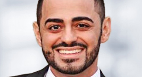 Agent Spotlight: Emerging agent Mohammed Alhamawi proves that hard work pays off