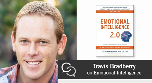 Travis Bradberry on Emotional Intelligence