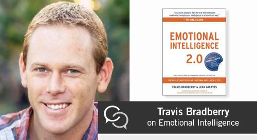 Travis Bradberry on Emotional Intelligence
