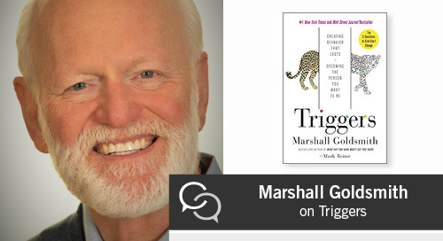 Best of Season 1: Dr. Marshall Goldsmith on Triggers