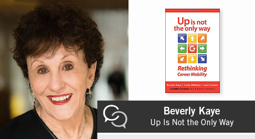 Beverly Kaye on Up is Not the Only Way