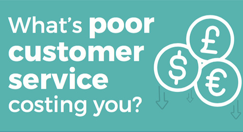 What's Poor Customer Service Costing You?