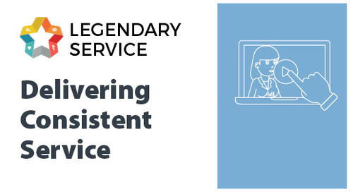 Vicki Halsey on Delivering Consistent Service