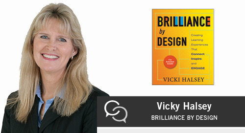 Six Steps to Becoming a Better Communicator with Vicki Halsey on Brilliance by Design