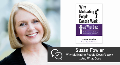 Why Motivating People Doesn't Work…and What Does