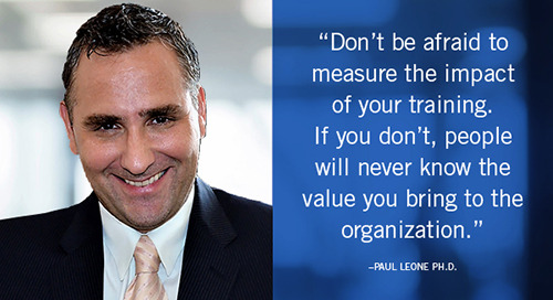 Measuring the Impact of Leadership Training