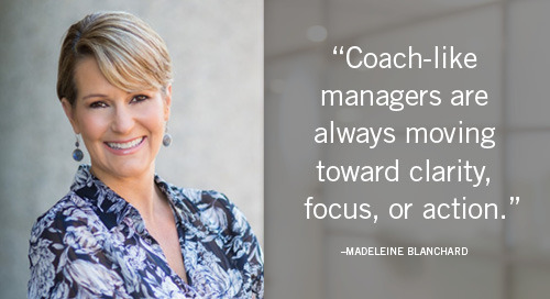 Making the Switch from Boss to Coach: The 4 Essential Skills