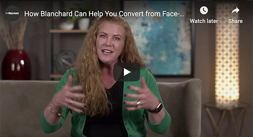 How Blanchard Can Help You Convert from Face-to-Face Training to Virtual Training