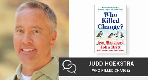 Managing Effectively During Change with Judd Hoekstra