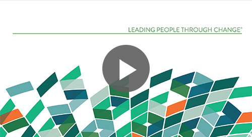 Leading People through Change®