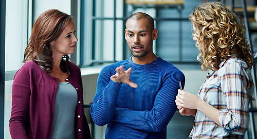 Leading the Future of Work: 3 Steps to Building Conversational Capacity