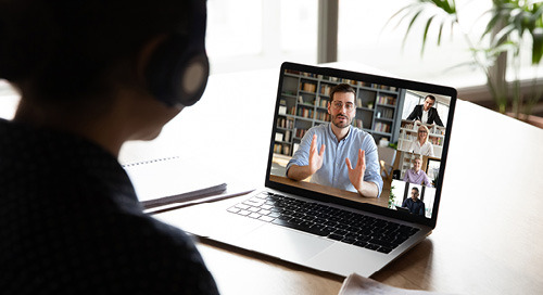 Conducting Your First Virtual Session: Exploring Zoom, WebEx, and Adobe Connect