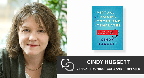Creating Virtual Learning Experiences with Cindy Huggett