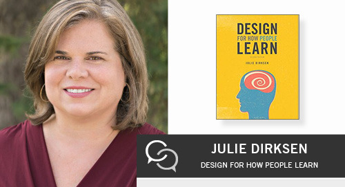How to Design Training for How People Learn with Julie Dirksen