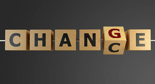 Increasing Your Capacity for Change in Today's Work Environment