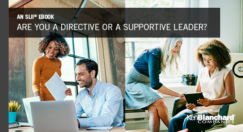 Are You a Directive or Supportive Leader?