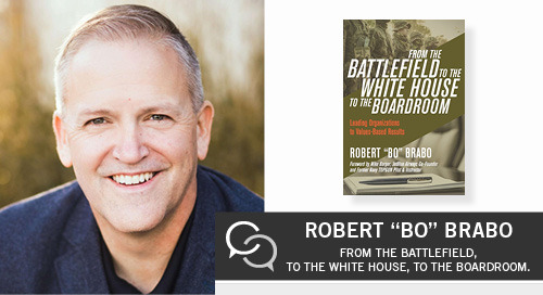 From the Battlefield to the White House to the Boardroom with Bo Brabo