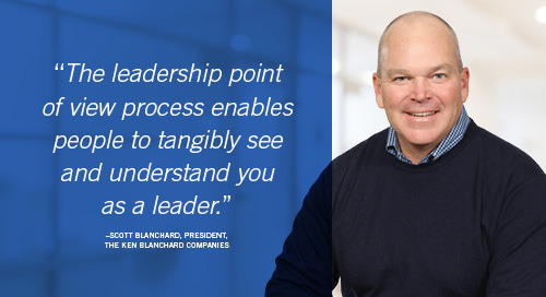 Becoming a Trusted, Authentic Leader