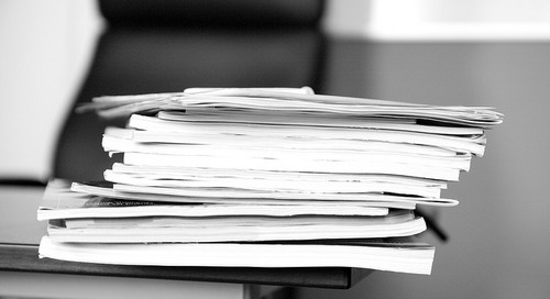 A paperless office - circular document management