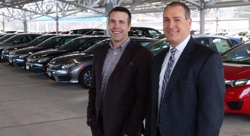 Motorcars Cleveland Case Study