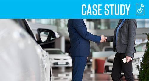 Driver's Village Case Study
