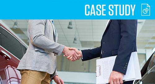 Bob Smith Toyota Case Study