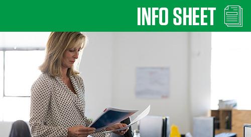 Digital Document Services Info Sheet