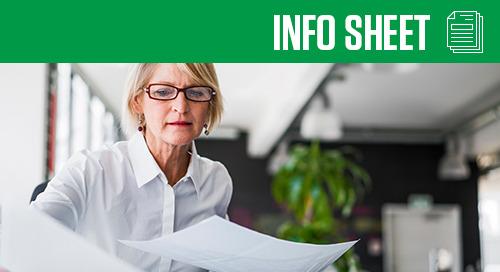 Lender Aftermarket Recoveries Info Sheet
