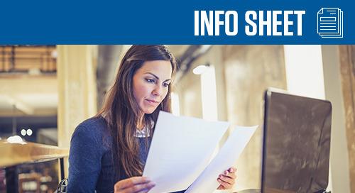eContracting Info Sheet