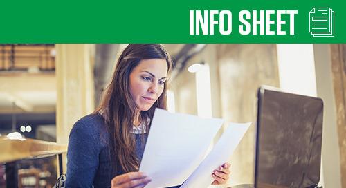 Digital Contracting Lender Info Sheet