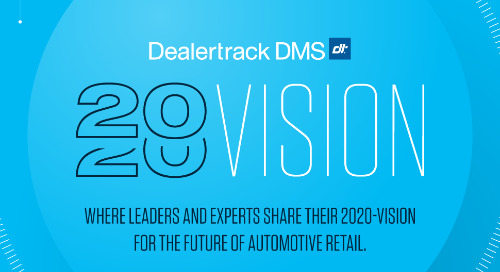 Dealertrack 2020: Improving the Customer Experience