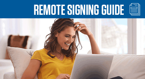 Assisted Remote Signing Guide