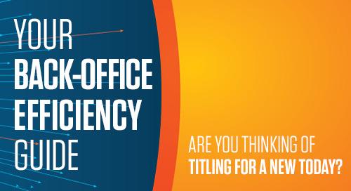 3 Keys for Reimagining your Back Office Infosheet