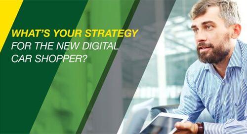 Digital Strategies for Lenders - The New Digital Car Shopper