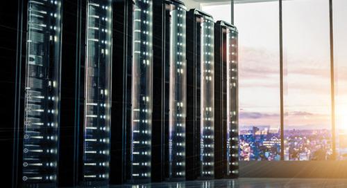 [Solution brief] Data Center Consolidation