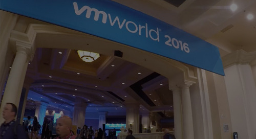 [Video] Pivot3 @ VMworld 2016