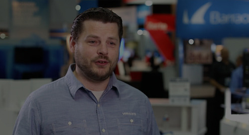 [Testimonial] VMware Partner Testimonial - Virtual Volumes and QoS