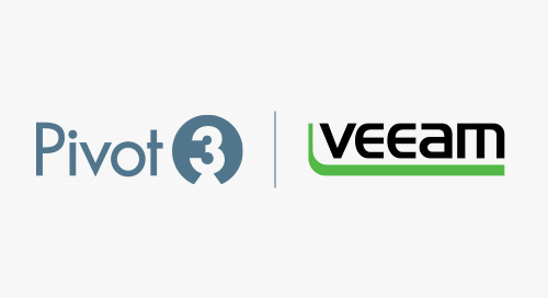 [Whitepaper] Pivot3 and Veeam for ROBO Whitepaper