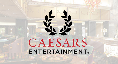 [Case Study] Caesars Entertainment Upgrades to Hyperconverged Infrastructure to Improve the Customer Experience
